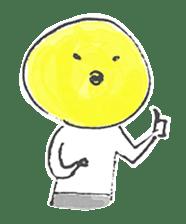 Active Hiyo-san sticker #1294018