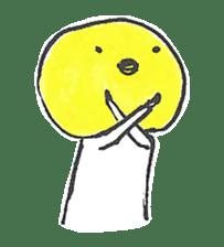 Active Hiyo-san sticker #1294019