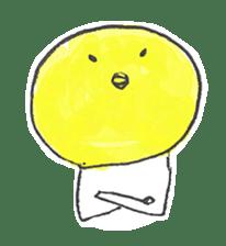 Active Hiyo-san sticker #1294022