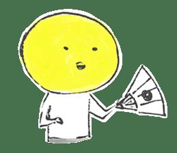 Active Hiyo-san sticker #1294023