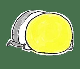 Active Hiyo-san sticker #1294027