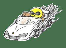 Active Hiyo-san sticker #1294045
