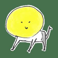 Active Hiyo-san sticker #1294053