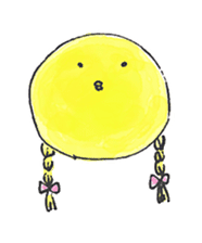 Active Hiyo-san sticker #1294056
