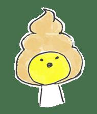 Active Hiyo-san sticker #1294057
