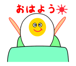 The Egg World sticker #1295779