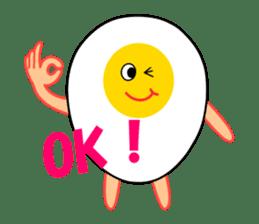 The Egg World sticker #1295785