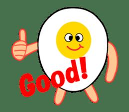 The Egg World sticker #1295787