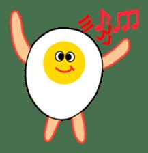 The Egg World sticker #1295791