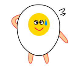 The Egg World sticker #1295792