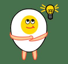 The Egg World sticker #1295800