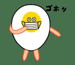 The Egg World sticker #1295805