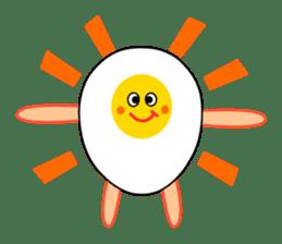 The Egg World sticker #1295806