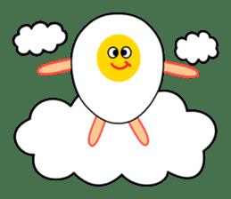 The Egg World sticker #1295807