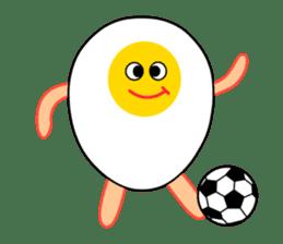 The Egg World sticker #1295811