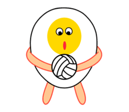 The Egg World sticker #1295814