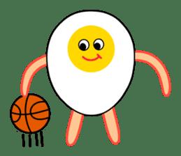 The Egg World sticker #1295815