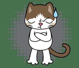 """Mr.meow"" sticker #1297149"