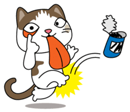 """Mr.meow"" sticker #1297152"