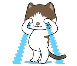 """Mr.meow"" sticker #1297153"