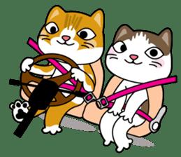 """Mr.meow"" sticker #1297157"