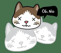 """Mr.meow"" sticker #1297159"