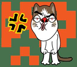 """Mr.meow"" sticker #1297165"