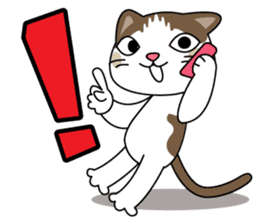 """Mr.meow"" sticker #1297168"