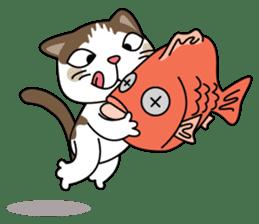 """Mr.meow"" sticker #1297173"