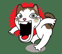 """Mr.meow"" sticker #1297174"