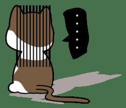 """Mr.meow"" sticker #1297177"