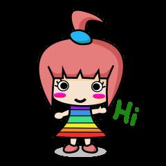 Sandy Lovely Girl