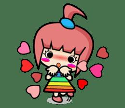 Sandy Lovely Girl sticker #1298825