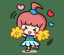 Sandy Lovely Girl sticker #1298827