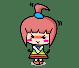 Sandy Lovely Girl sticker #1298828