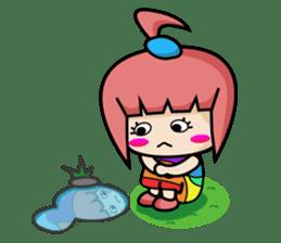 Sandy Lovely Girl sticker #1298830