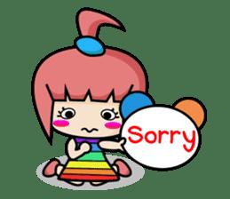 Sandy Lovely Girl sticker #1298832