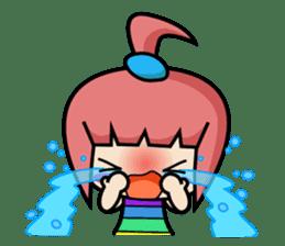Sandy Lovely Girl sticker #1298833