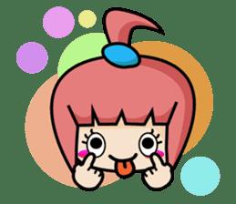 Sandy Lovely Girl sticker #1298834