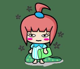Sandy Lovely Girl sticker #1298854