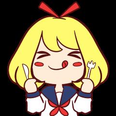 Super Girl Satou