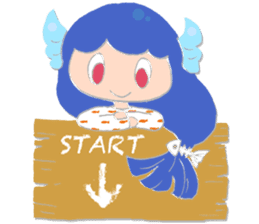 eat eat ! sticker #1303174