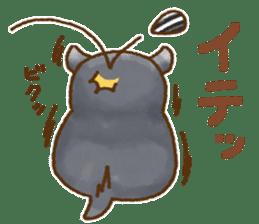 Boyaki of hamster sticker #1303784