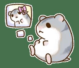 Boyaki of hamster sticker #1303805