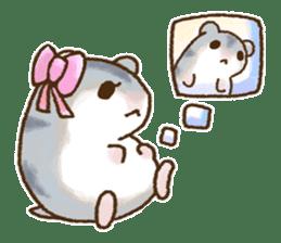 Boyaki of hamster sticker #1303806