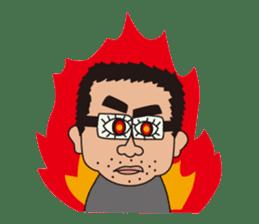 teacher Nakamura sticker #1304174
