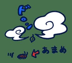 Mieben ninja cat sticker #1306177