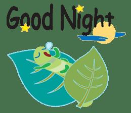 Funny Caterpillar & Friends sticker #1307264