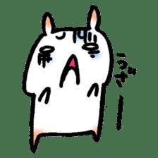 Mochi Ham sticker #1309141