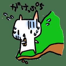 Mochi Ham sticker #1309157